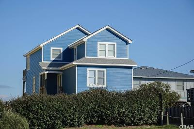 Nags Head Single Family Home For Sale: 6909 S Virginia Dare Trail