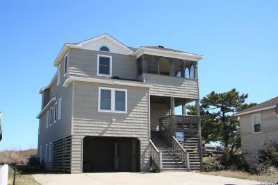 Nags Head Single Family Home For Sale: 8905 S Old Oregon Inlet Road