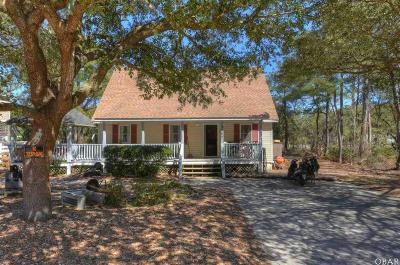 Nags Head Single Family Home For Sale: 3405 S Buccaneer Drive