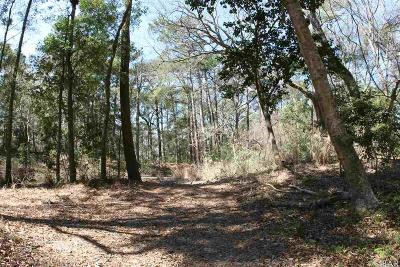 Southern Shores Residential Lots & Land For Sale: 151 Bayberry Trail