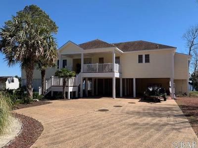 Single Family Home For Sale: 6112 Croatan Way