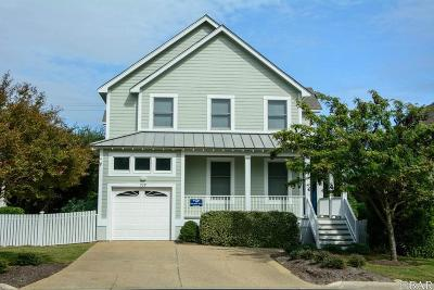 Corolla Single Family Home For Sale: 709 Currituck Cay