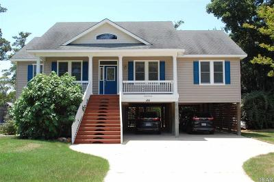 Kill Devil Hills Single Family Home For Sale: 184 Watersedge Drive