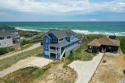 Nags Head Single Family Home For Sale: 3013 S Virginia Dare Trail