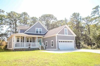Kill Devil Hills Single Family Home For Sale: 109 Old Holly Lane