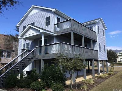 Kill Devil Hills NC Single Family Home For Sale: $398,000