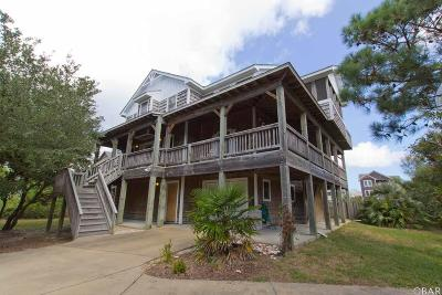 Nags Head NC Single Family Home For Sale: $745,000