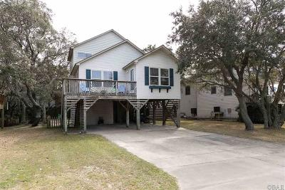 Kill Devil Hills Single Family Home For Sale: 3115 Bay Drive