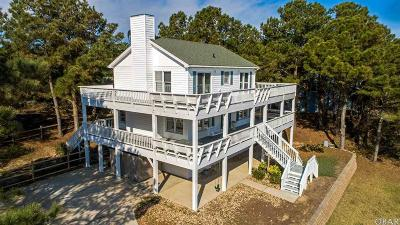 Nags Head Single Family Home For Sale: 315 W Nags Way Court