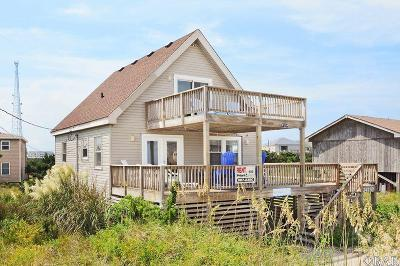 Rodanthe Single Family Home For Sale: 24192 Ocean Drive
