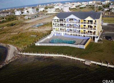 Rodanthe Condo/Townhouse For Sale: 24502 Nc 12 Highway