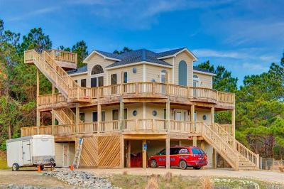 Nags Head NC Single Family Home For Sale: $449,000