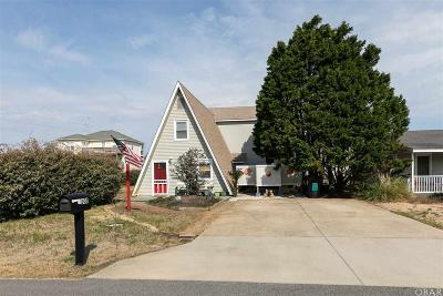 Kill Devil Hills Single Family Home For Sale: 108 Raleigh Avenue