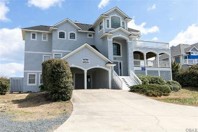 Corolla NC Single Family Home For Sale: $2,225,000