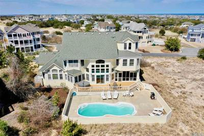Corolla Single Family Home For Sale: 676 High Sand Dune Court