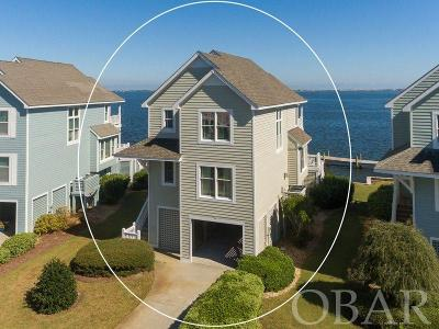 Manteo Single Family Home For Sale: 33 Sailfish Drive