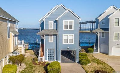 Dare County Single Family Home For Sale: 58 Sailfish Court