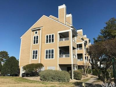 Manteo Condo/Townhouse For Sale: 111 Pirates Way