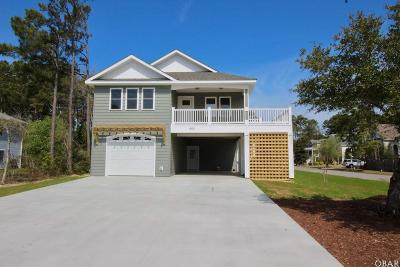 Kill Devil Hills NC Single Family Home For Sale: $410,000