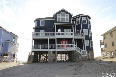 Rodanthe Single Family Home For Sale: 22049 Sea Gull Street