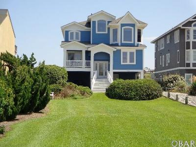 Nags Head Single Family Home For Sale: 2233 S Virginia Dare Trail
