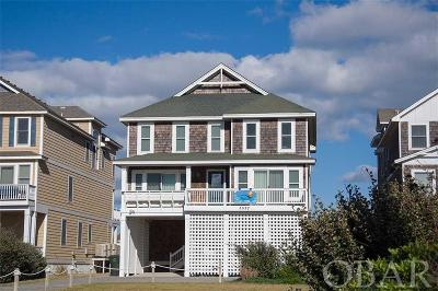 Nags Head Single Family Home For Sale: 3527 S Virginia Dare Trail