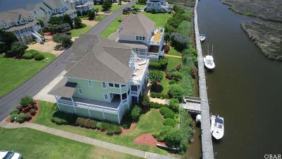 Manteo NC Single Family Home For Sale: $899,900