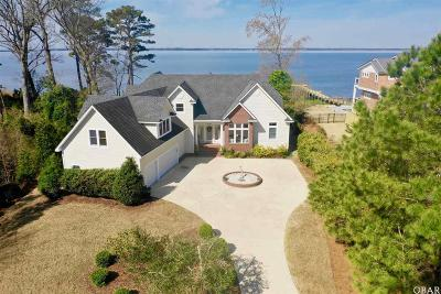 Kitty Hawk NC Single Family Home For Sale: $1,095,000