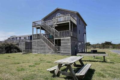 Rodanthe Single Family Home For Sale: 24153 Seabreeze Drive