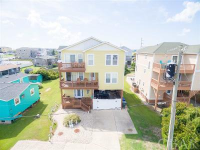 Nags Head Single Family Home For Sale: 107 E Finch Street
