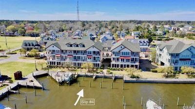 Duck, Martin's Point, Manteo Residential Lots & Land For Sale: Docks