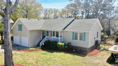 Kitty Hawk NC Single Family Home For Sale: $339,000