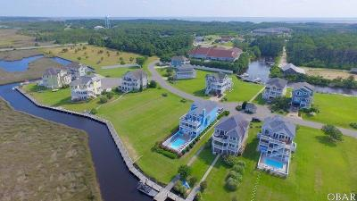 Duck, Martin's Point, Manteo Residential Lots & Land For Sale: 106 Peninsula Drive