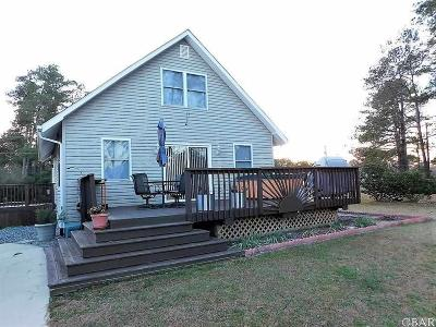Currituck County Single Family Home For Sale: 1369 Tulls Creek Road