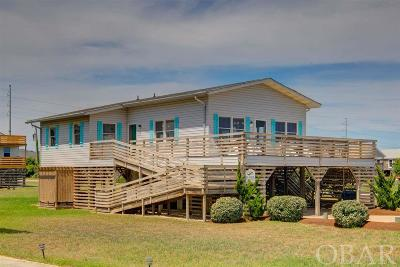 Kitty Hawk NC Single Family Home For Sale: $399,000
