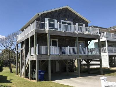 Nags Head Single Family Home For Sale: 3216 S Virginia Dare Trail
