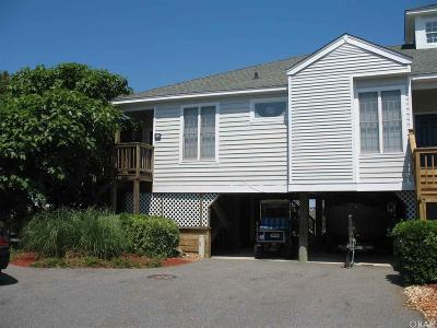 Manteo Condo/Townhouse For Sale: 401 Sextant Court