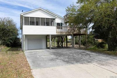 Kill Devil Hills Single Family Home For Sale: 316 W Helga Street