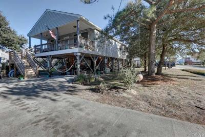 Kill Devil Hills NC Single Family Home For Sale: $235,000