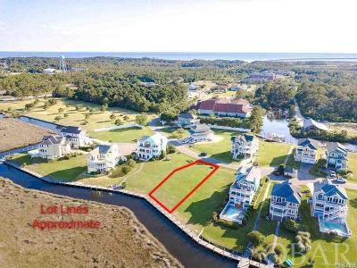 Manteo Residential Lots & Land For Sale: 127 Peninsula Drive