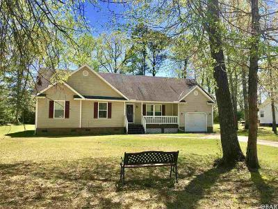 Grandy NC Single Family Home For Sale: $234,900