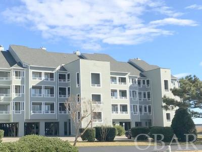 Manteo Condo/Townhouse For Sale: 1033 Pirates Way