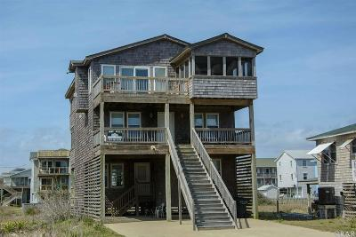 Kitty Hawk NC Single Family Home For Sale: $599,000