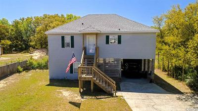 Nags Head Single Family Home For Sale: 311 W Danube Street