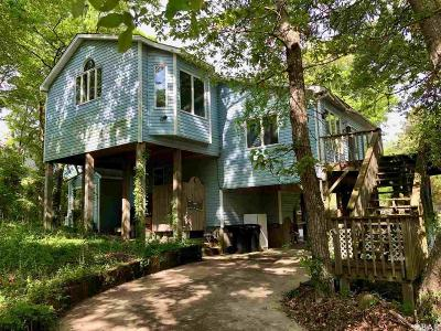 Kill Devil Hills Single Family Home For Sale: 112 E Sir Walter Raleigh Drive