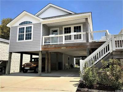 Kill Devil Hills Single Family Home For Sale: 2033 Yorktown Street