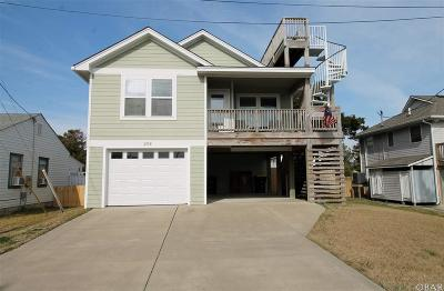 Kill Devil Hills Single Family Home For Sale: 208 Suffolk Street