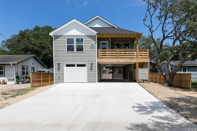 Kill Devil Hills Single Family Home For Sale: 1719 Wyandotte Street