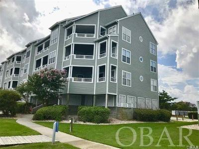 Manteo Condo/Townhouse For Sale: 815 Pirates Way