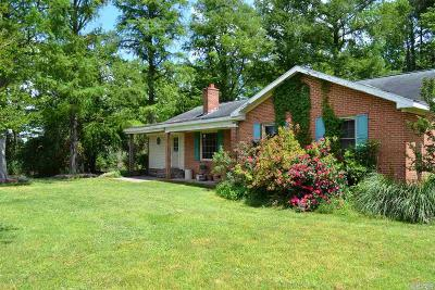 Single Family Home For Sale: 880 Bulls Bay Road